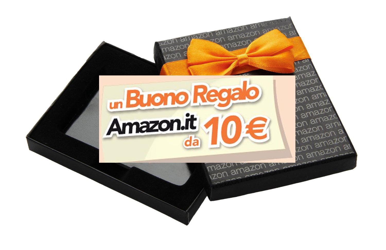 Buono omaggio amazon for Promozione buono regalo amazon