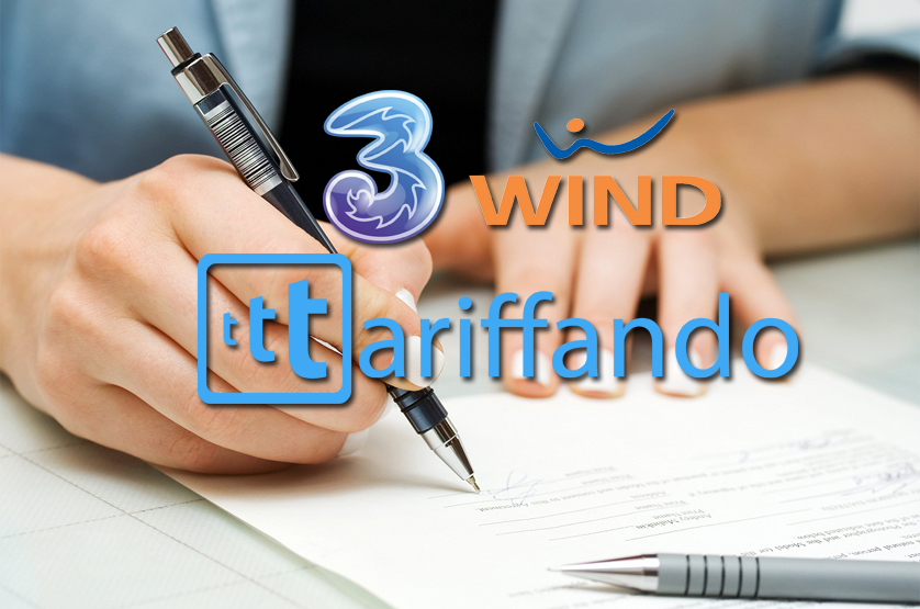 la fusione di wind e 3 italia