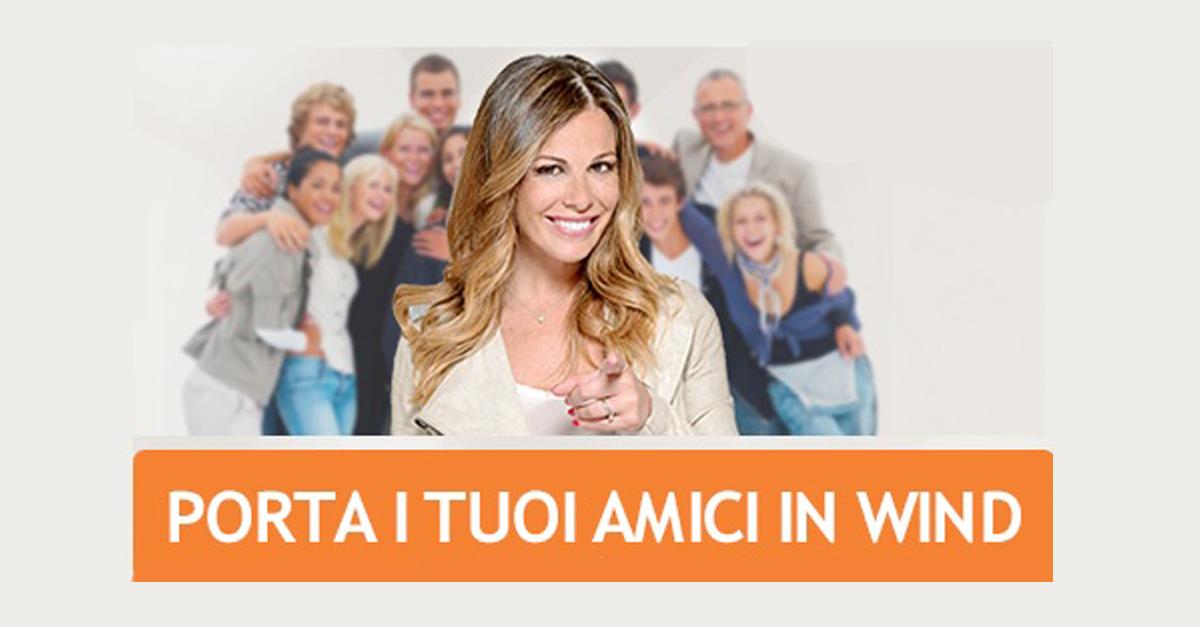 Porta I Tuoi Amici In Wind Fino A 8gb In Pi 249 Gratis
