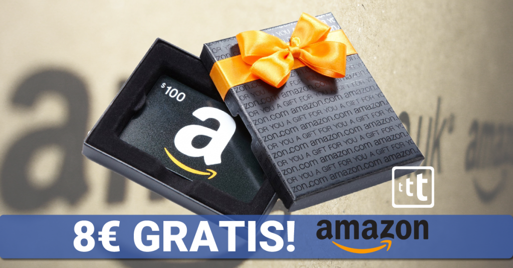 Come ricevere buoni regalo amazon for Codici regalo amazon gratis