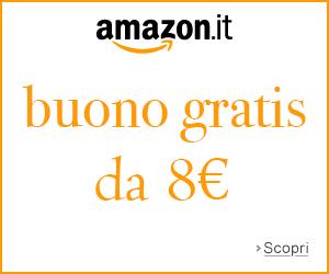 Buono Amazon Gratis da 8€