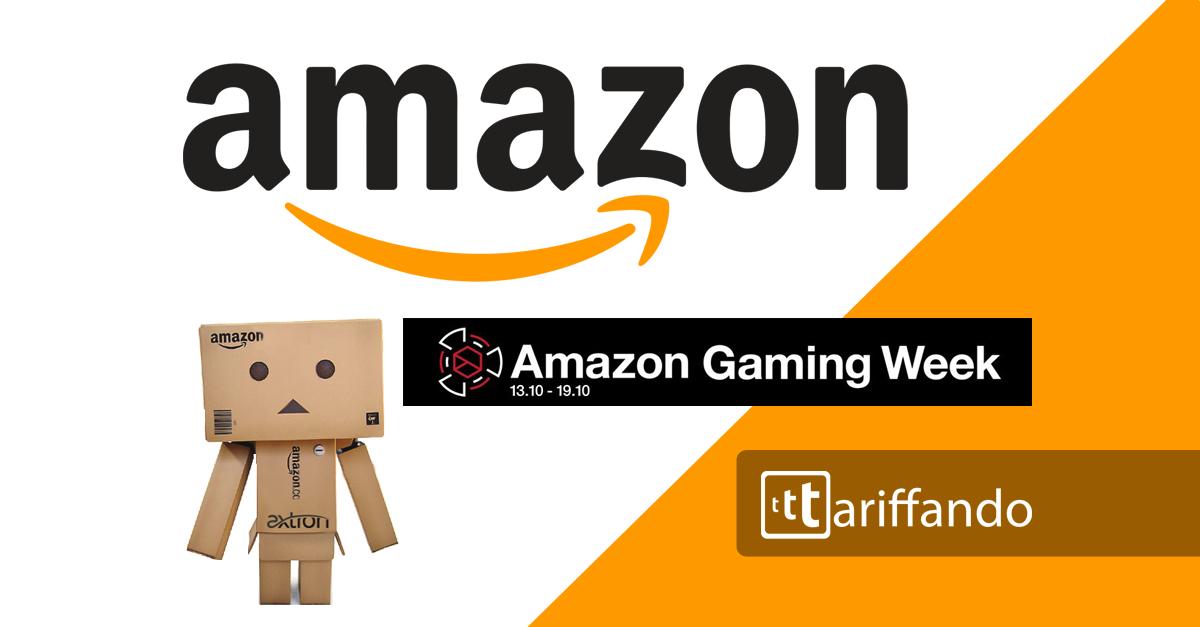 Gaming week amazon una selezione di sconti per voi for Sconti per amazon