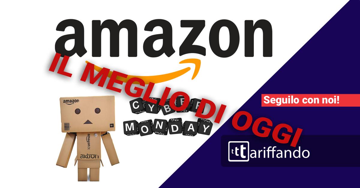 Cyber monday amazon resoconto e le migliori offerte del for Amazon offerte abbigliamento