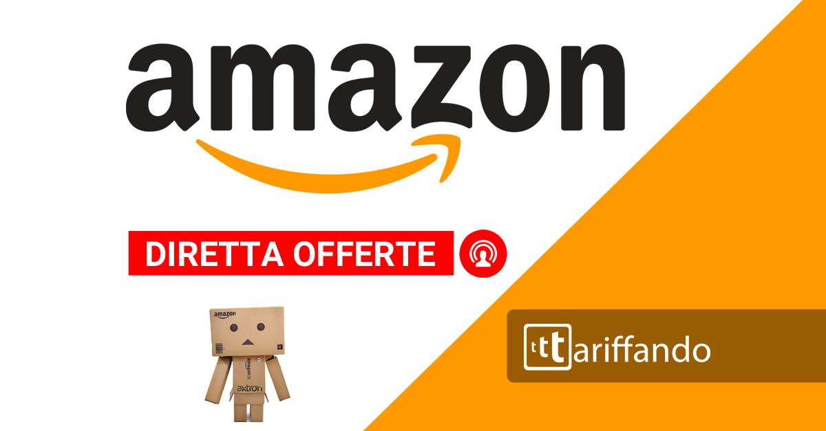 Le migliori offerte amazon in diretta for Amazon offerte abbigliamento